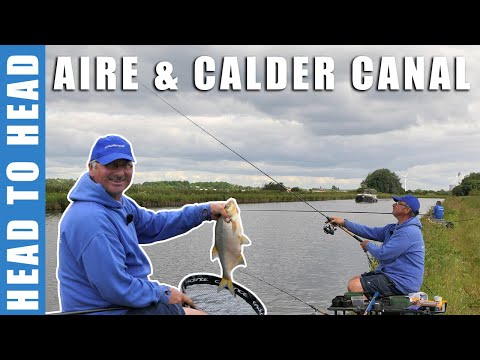 Head To Head Fishing On The Aire And Calder Canal