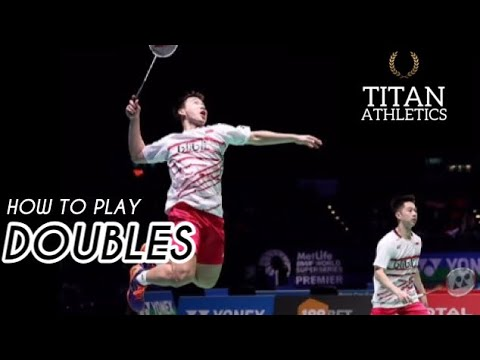 Badminton - How To Play Doubles