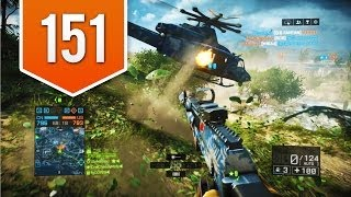 BATTLEFIELD 4 (PS4) - Road to Colonel - Live Multiplayer Gameplay #151 - NAVAL STRIKE DLC GAMEPLAY!