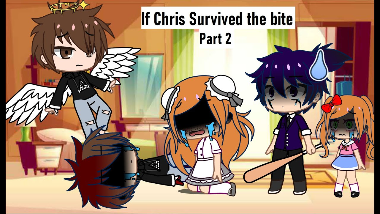 Download Part 2// Did C.C / Chris Afton survived the bite?   Part 2   The Afton Family