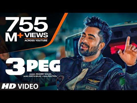 """3 Peg Sharry Mann"" (Full Video)   Mista Baaz   Parmish Verma   Latest Punjabi Songs 2016   T-Series"