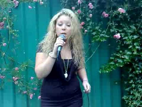 Country Girl singing Loretta Lynn ( Coal Miners Daughter)