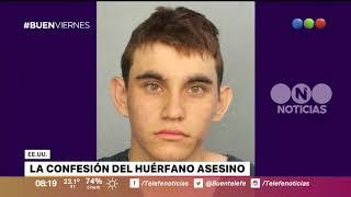 La confesión del autor de la masacre en la escuela de Florida – Buen Telefe thumbnail