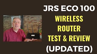 JRS Eco 100 5 GHZ Wireless Router Review (Updated)