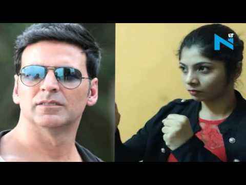 Akshay Kumar's martial art training saves a girl