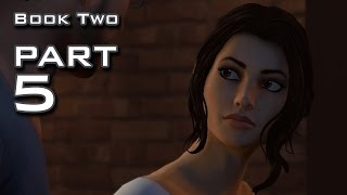 Dreamfall Chapters - Book Two: Rebels (PC) - Part 5 (w/ Live Commentary)
