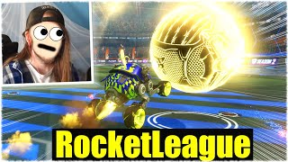 HEATSEAKER ABER DER BALL IST RIESIG! - Rocket League [Deutsch/German]