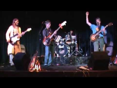 The Sixties Secret Agents - The Circle of Peace Band Live at SonsStock 2014