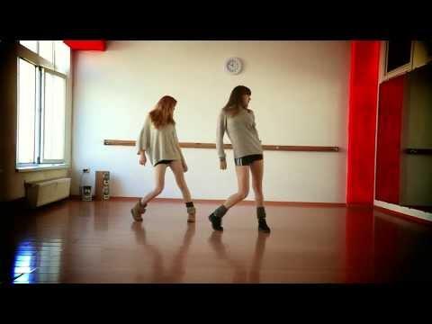 Lana Del Rey -- Cola  Choreography by Vitaly Famous