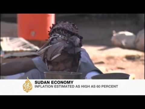 Sudan's sinking economy