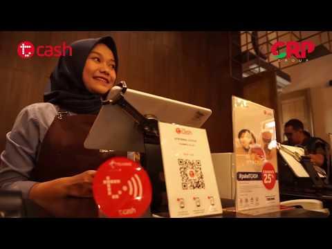 Launching Kerja Sama CRP Group dengan T-Cash