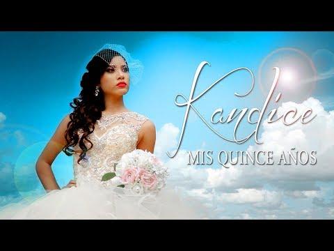 Quinceañera Kandice Video Session