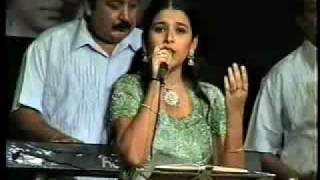 jiya bekrar hai,  barsaat movie...sings at sangeet smriti .flv