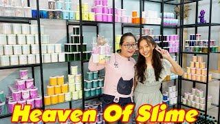 THIÊN ĐƯỜNG CỦA CÁC LOẠI SLIME MỚI | Slimeve Open Shop