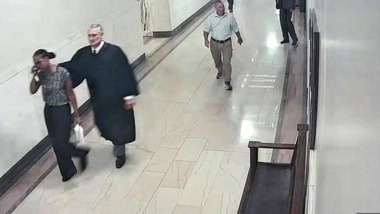 Ohio Court Judge Forced To Resign After Chasing & Arresting Woman.