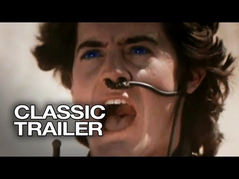 Dune 1984  Trailer #1  Science Fiction Movie HD