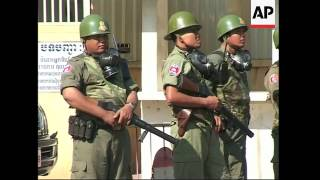 Fugitive Cambodian police chief convicted for murder begins prison sentence