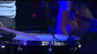 Foals - Red Socks Pugie & Electric Bloom Live at Glastonbury 2010