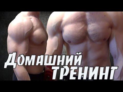 Как можно быстро накачать мышцы в домашних условиях быстро