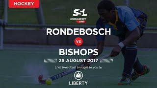 Hockey: Rondebosch 1st XI vs Bishops 1st XI, 25th August 2017