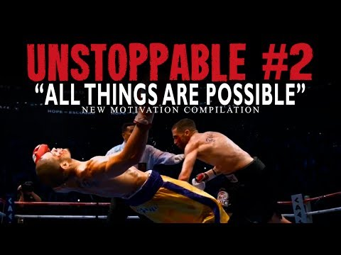 UNSTOPPABLE #2 - POWERFUL Motivational Speeches Compilation (Ft. Billy Alsbrooks)