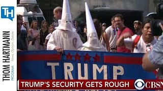 Why Isn't The The Growth Of White Right Wing Terrorist Being Seen as a Threat To Our Country?