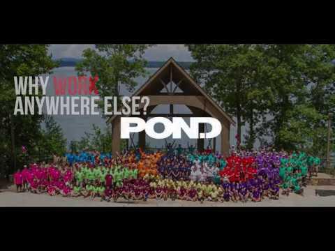 Pond: Why Work Anywhere Else?