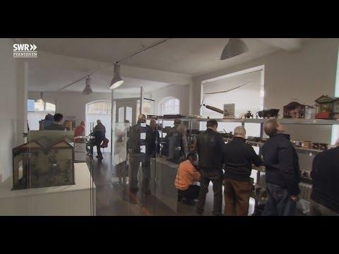 Auktionshaus Hohenstaufen - Märklin - SWR Bericht 'Made in Südwest'