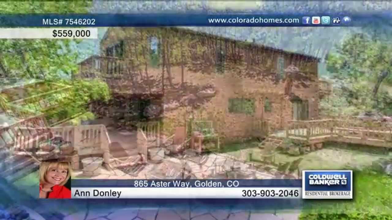 865 aster way golden co homes for sale coloradohomes com youtube