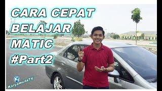 Download Video Cara Cepat Belajar Mobil Matic ! #Part2 MP3 3GP MP4