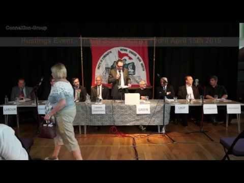 Hustings Event Merthyr Tydfil Part 1 - Meet The Candidates