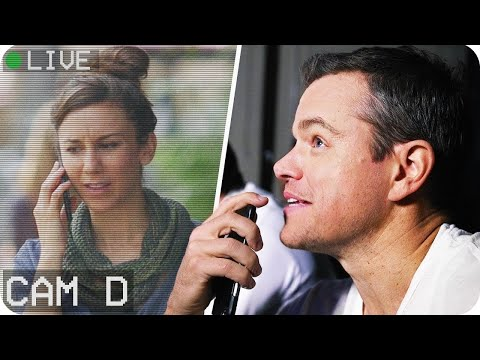 Save Matt Damon Pranks People with Surprise Bourne Spy Mission // Omaze Pictures