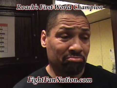 Freddie Roach's First World Champ Virgil Hill on Roy Jones, Roach, & Career-PLEASE SUBSCRIBE