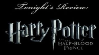 Harry Potter and the Half Blood Prince - Bum Reviews