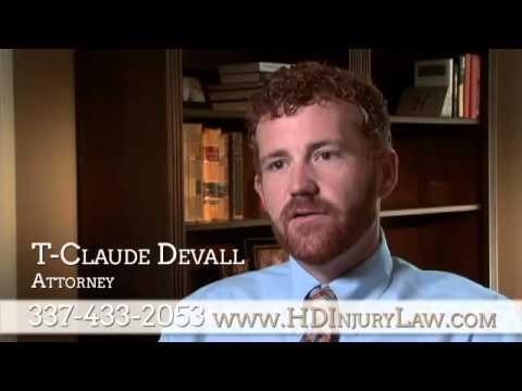 Lake Charles LA Personal Injury Lawyer   Hoffoss Devall, LLC