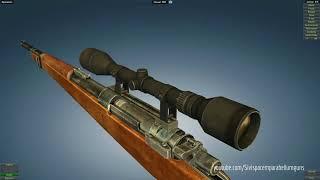 Принцып работы  Mauser 98k