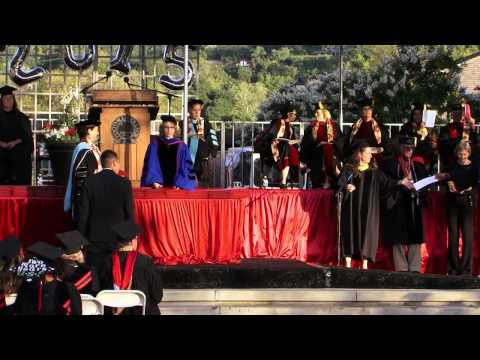 Foothill College Commencement 2015