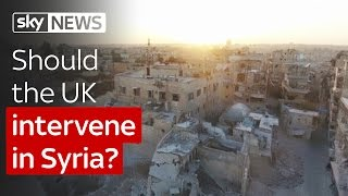 Should the UK intervene in Syria?