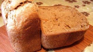 Пшенично- ржаной хлеб  в хлебопечке WEST