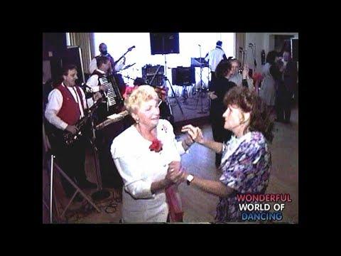 "JOHN KUSMIEREK ORCHESTRA AT SLOVEN AMERICAN SOCIETY ""ACME CLUB"" SUNDAY DANCE ""FALA WALTZ"""