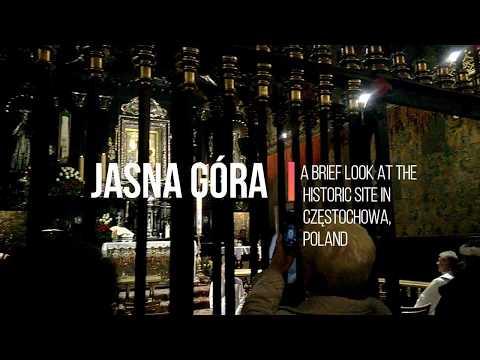 Jasna Gora's Black Madonna Shrine in Czestochowa, Poland