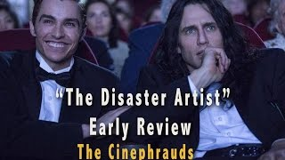 The Disaster Artist Early Review