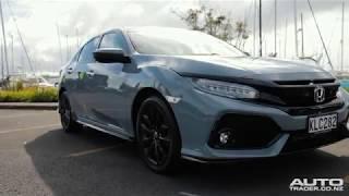 Honda Civic RS Turbo 2018 Video Review