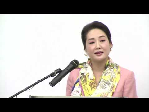 Dr. Junsook Moon | Global Peace Convention 2017 | Manila, Philippines