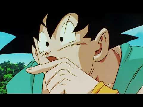 Goku Insults Bulma Dragon Ball Z Kai: The Final Chapters (English Dub)