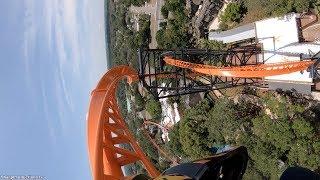 Tigris (4K On-Ride) Busch Gardens Tampa