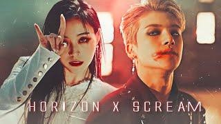 Download DREAMCATCHER x ATEEZ - SCREAM x HORIZON [MASHUP]