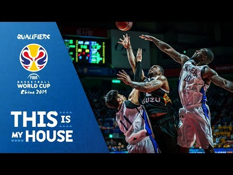 Korea v Jordan - Highlights - FIBA Basketball World Cup 2019 - Asian Qualifiers
