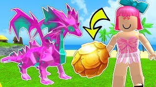 Roblox: LEGENDARY DRAGON CHALLENGE!!! - DRAGON KEEPER! [2]