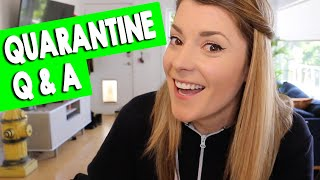 WHAT TO DO WITH YOUR BUTT (IN QUARANTINE) // Grace Helbig